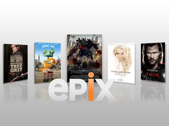 EPIX. Big On Any Screen