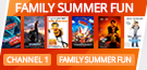 On Demand: Family Summer Fun