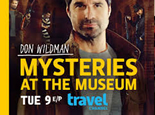 Mysteries at the Museum Halloween Special