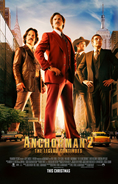 Anchorman 2: The Legend Contin