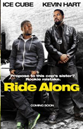 Ride Along (regular + gag reel