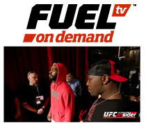 MORE UFC ON FUEL TV