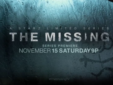 "STARZ® New Limited Series ""The"