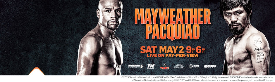 Mayweather vs. Pacquiao On Demand