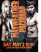 Catch Mayweather vs. Pacquiao on Cox PPV