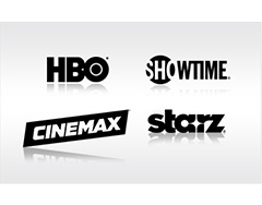 HBO, Cinemax, Showtime and Starz Premium Channels