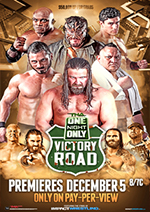 TNA One Night Only: Victory Road 2014