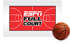 Official ESPN Full Court logo