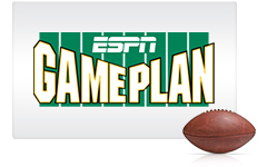 Official ESPN GamePlan logo