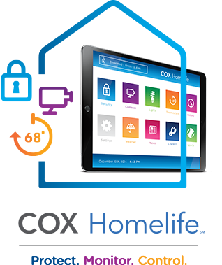 COX Homelife | Protect. Monitor. Control.