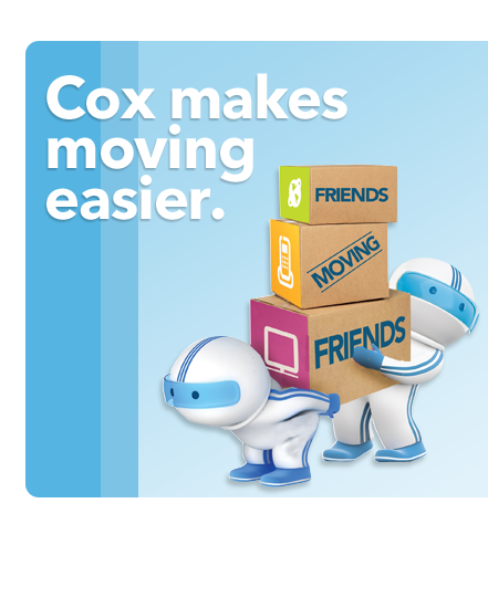 Move your Cox services