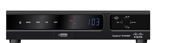 HD-DVR Receiver