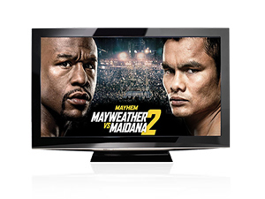 Pay-Per-View on TV