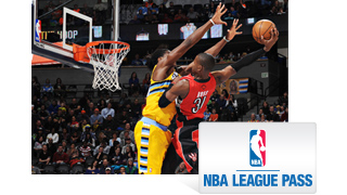 Official NBA League Pass logo
