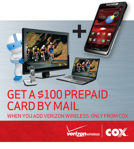 Verizon Wireless and Cox